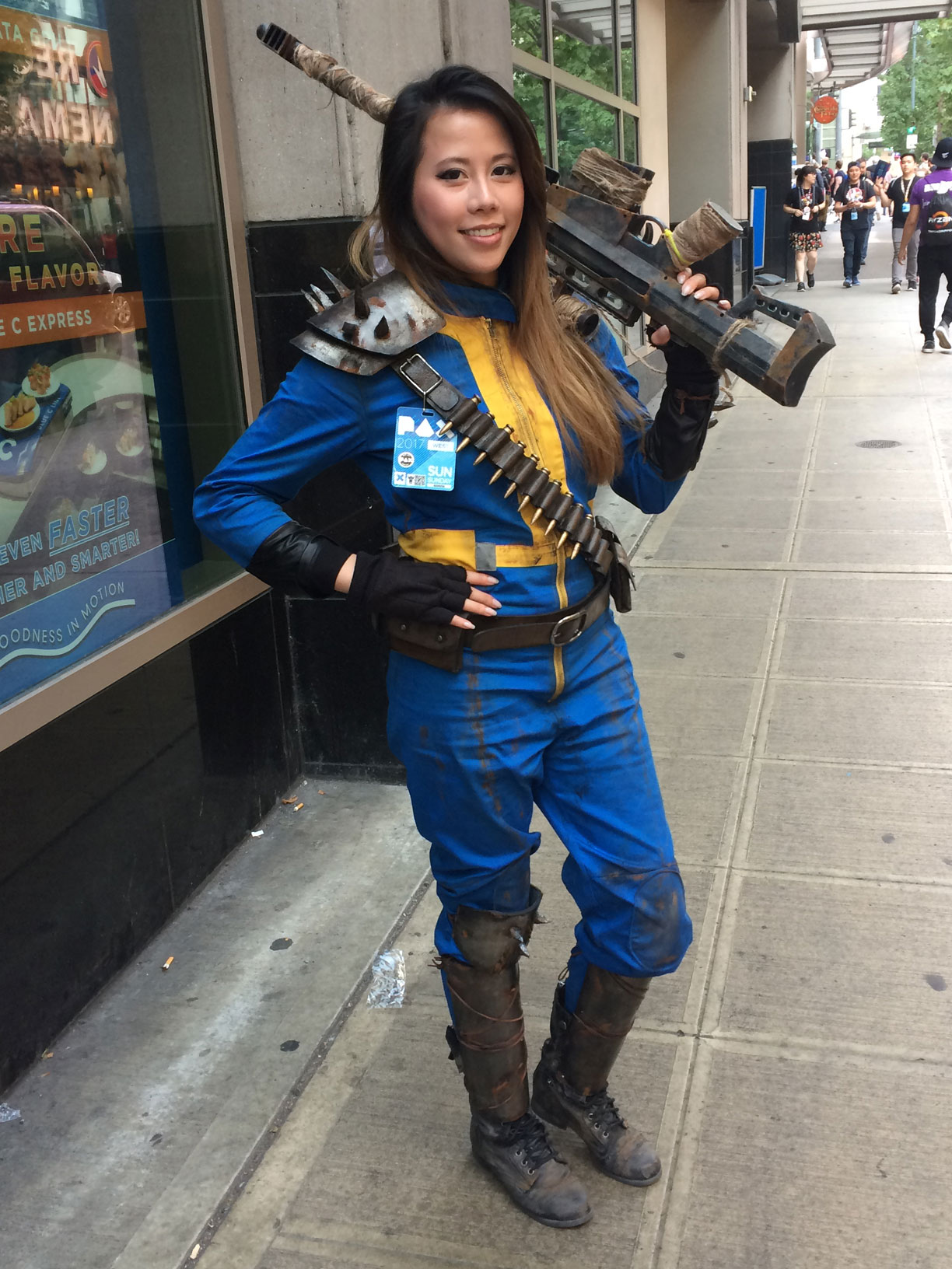 Pax West 2017 Cosplay Day 3 Highlights Gamerheadquarters