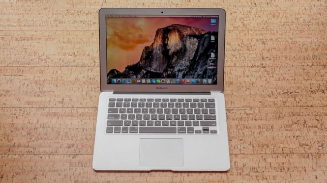 Previous MacBook Air Model