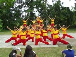 Grade 8 Cheering Squad