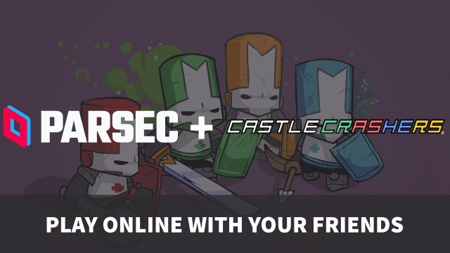 Play Castle Crashers Online