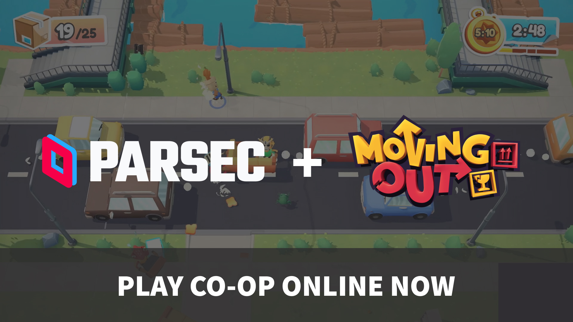 Play Moving Out Online