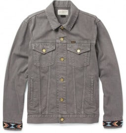 Neighborhood Stockman Washed Denim Jacket