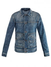 Dolce & Gabbana Denim Jacket 146388
