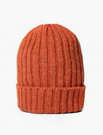 Beams Plus Wool Cap Orange