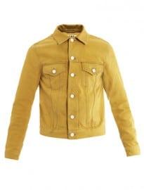 Acne Jam Over-dyed Denim Jacket 146490
