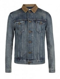 Allsaints Kinman Denim Jacket