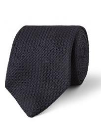 Drakes Silk-grenadine Tie