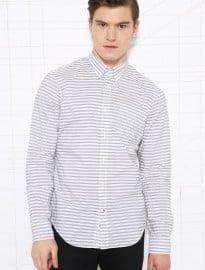 Bellerose Horizontal Striped Shirt