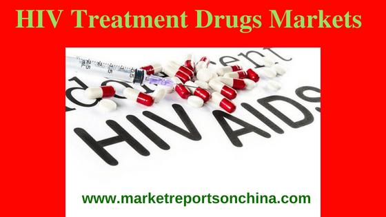 HIV Treatment Drugs Market Report