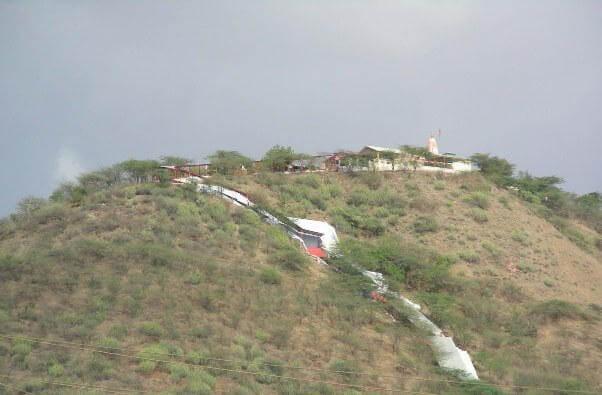Chamunda Mataji Temple Chotila