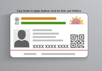 Easy Guide to Apply Aadhaar Card for Kids and Children