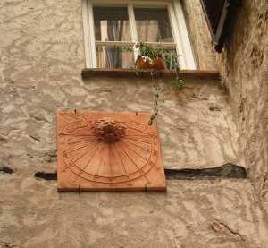 Orologio solare in Saint-Paul-De-Vence