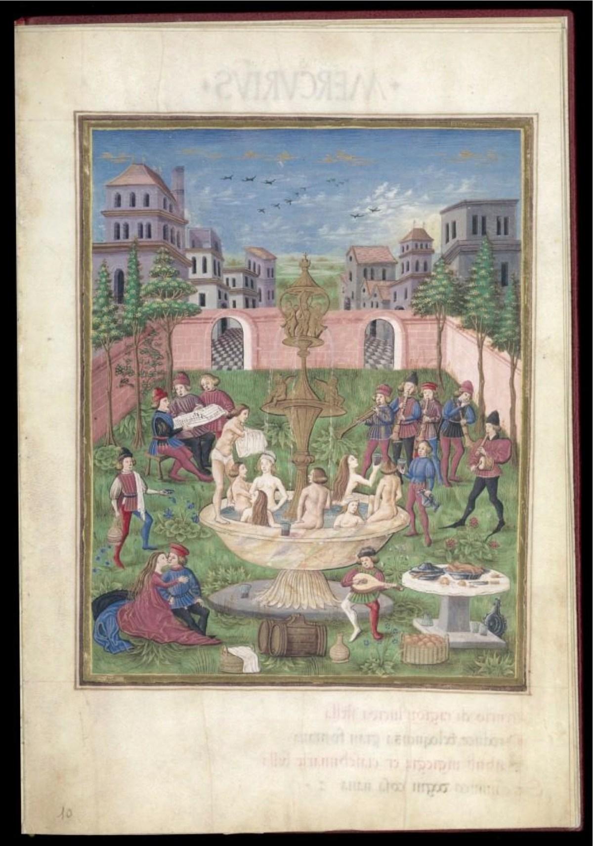 De Sphaera estense - Tavola XVII