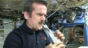 Dal 2010 sulla ISS è presente un'apparecchiatura in grado di riciclare H2O.