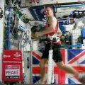 Tim Peake ha corso la maratona di Londra 2016 in 3h 35m dalla ISS