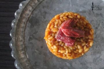 arroz con pato