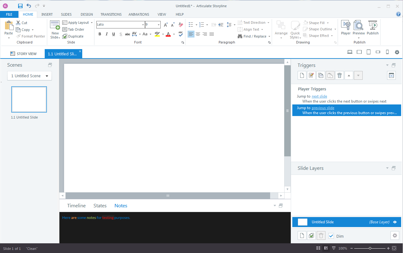 Can You Change The Font Color In The Notes Tab In