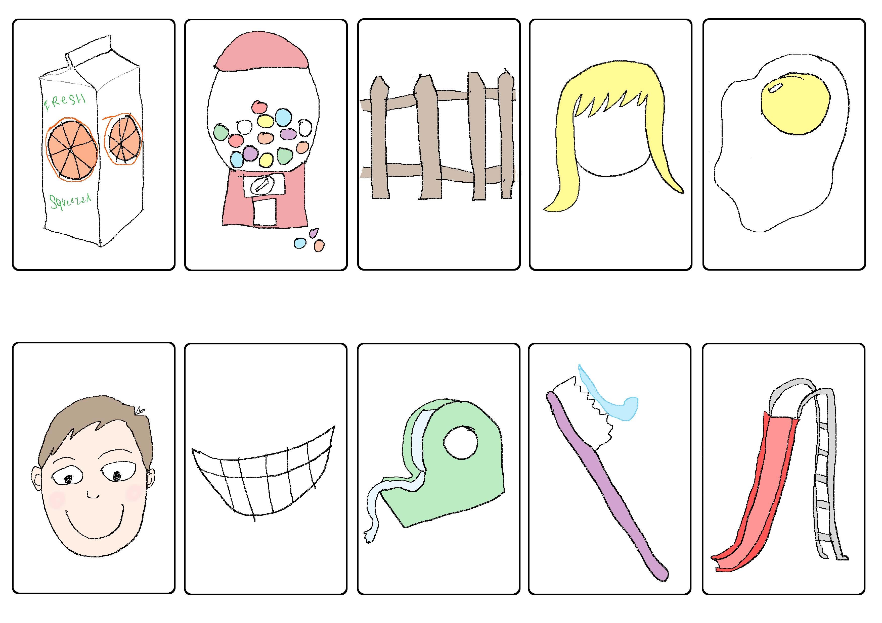 Keith Blog Printable Charades Cards