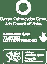 Arts Council Wales logo
