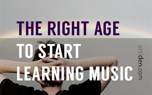 When is the Right Age to Start Learning Piano?