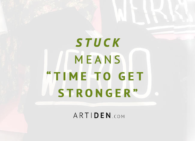 How to Get Unstuck & Be Productive