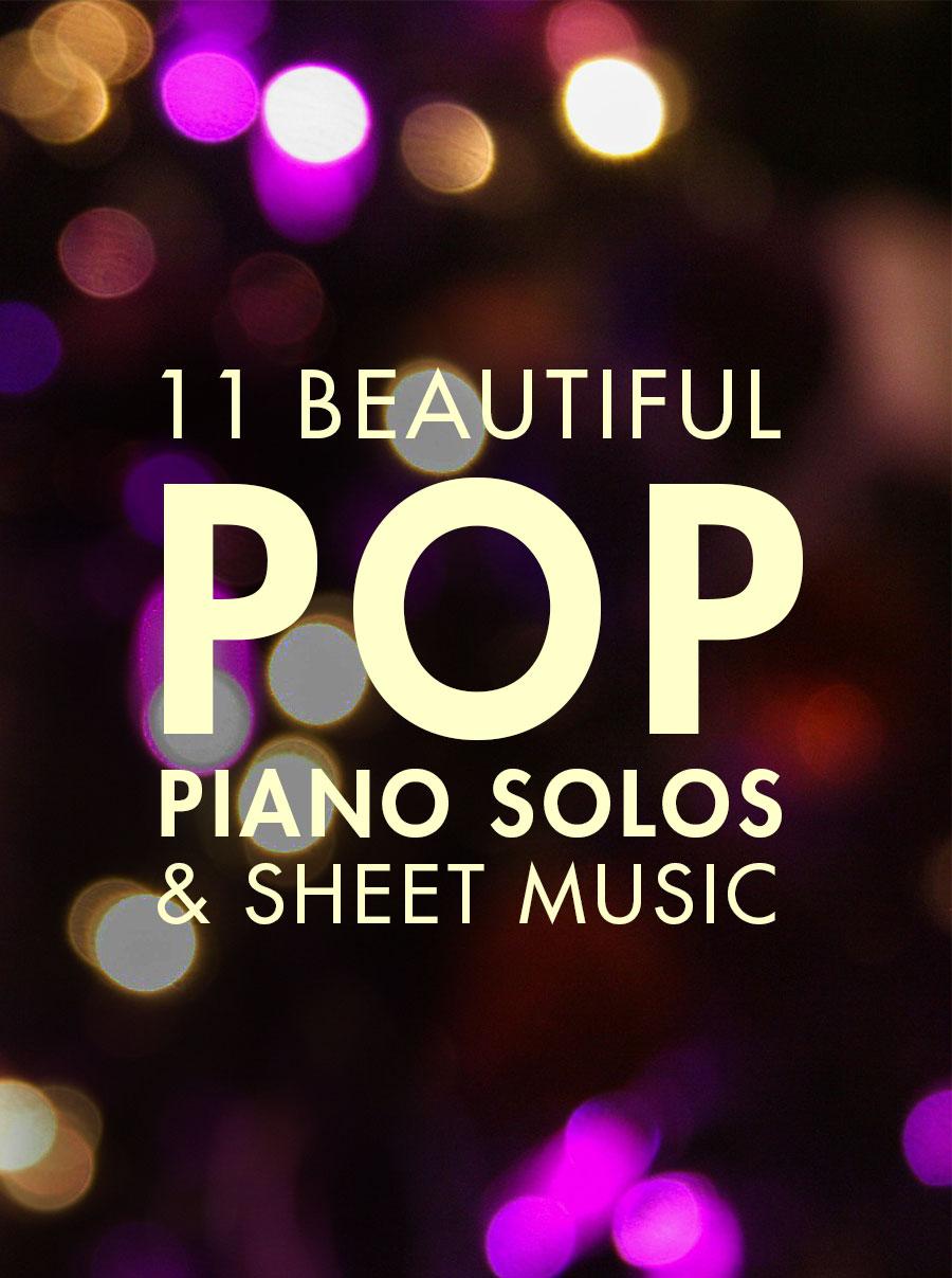Piano Songs Pdf