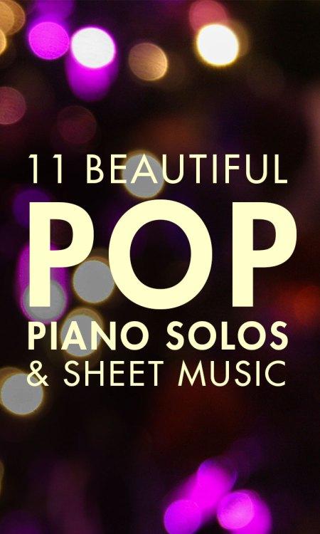 Beautiful Pop Piano Music Artiden