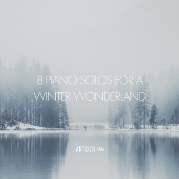 8 Piano Solos For A Winter Wonderland