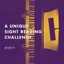 A Unique Sight Reading Challenge for Pianists