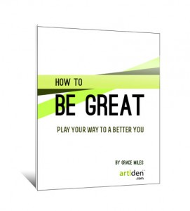 How to Be Great (At Anything)