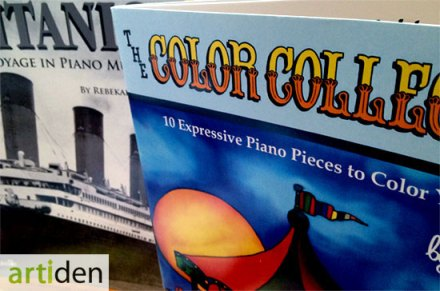 Piano Book Giveaway