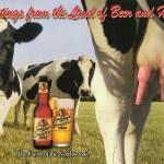 Jacob Leinenkugel Brewing Company print postcard