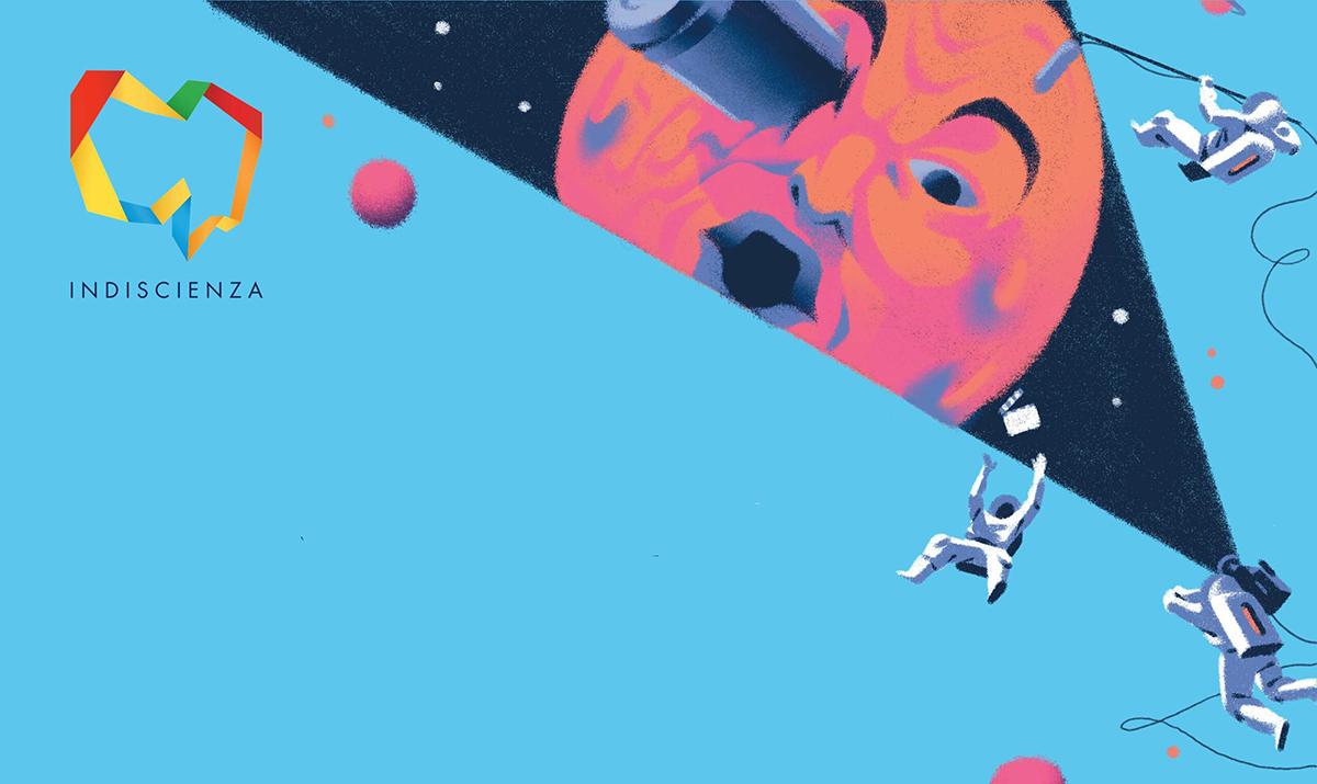 """Dal 2014, la passione per la scienza e la divulgazione ha portato i ragazzi dell'Associazione Ghislieri Scienza ad organizzareuna sorta diFestival Web Science con""""Indiscienza"""", con la quale, attraverso laboratori e conferenze, hanno voluto dimostrare che la passione per il sapere scientifico si può accendere anche attraverso una sperimentazione quotidiana e non solo grazie al puro insegnamento teorico."""
