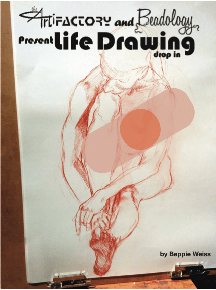 LifeDrawing 10