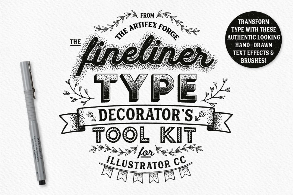 The-Handmade-Fineliner-Typography-Tool-Kit_P1
