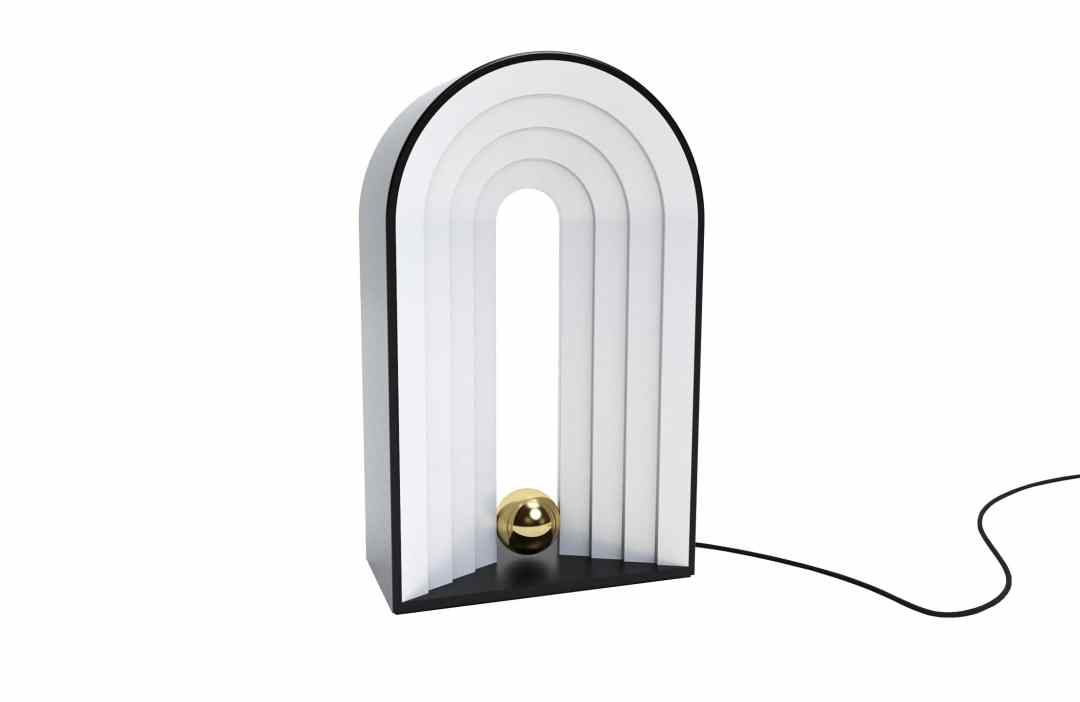 Lampe Castellum LED