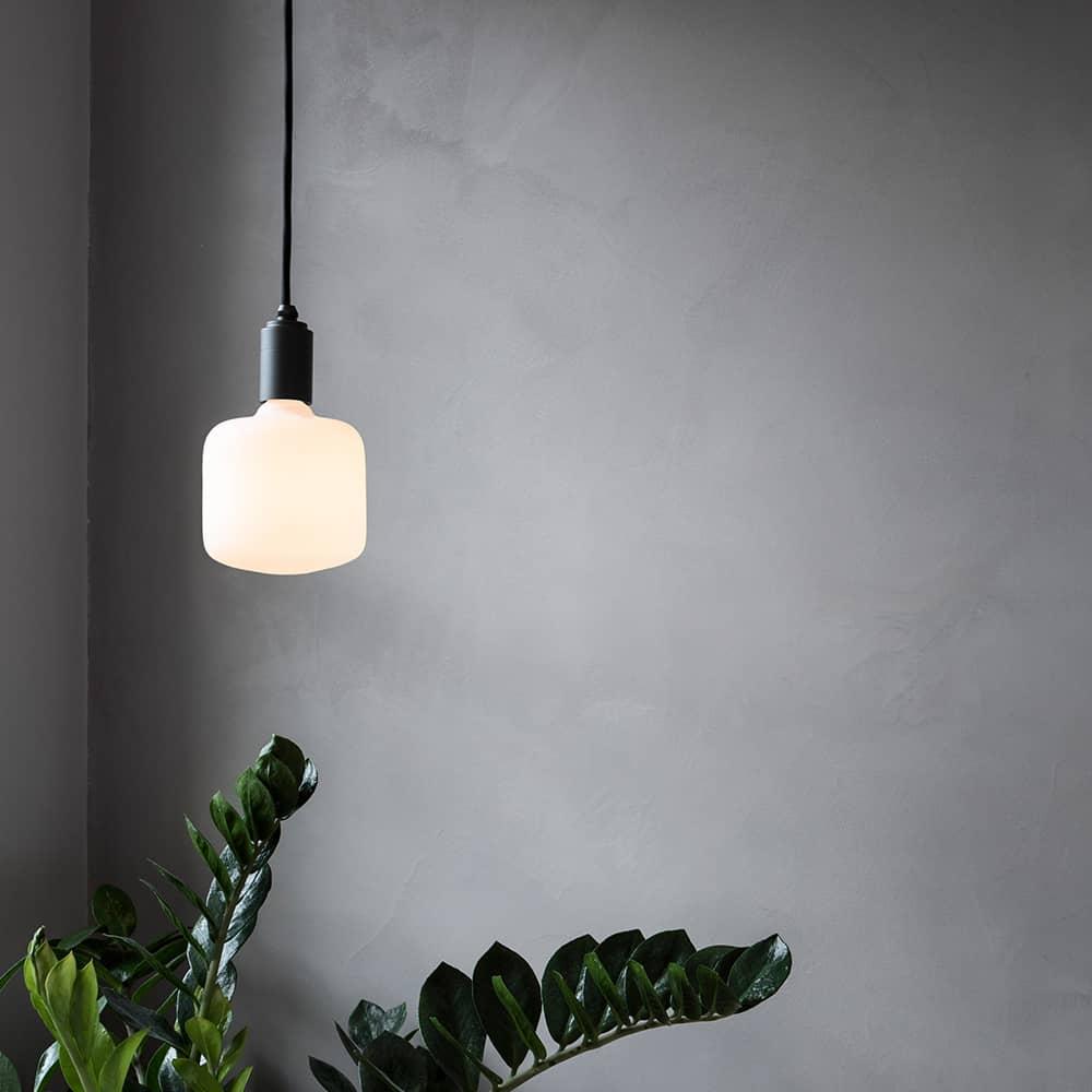 ampoule noma oblo mat blanc 4