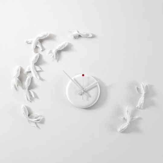 Goldfish Clock Haoshi