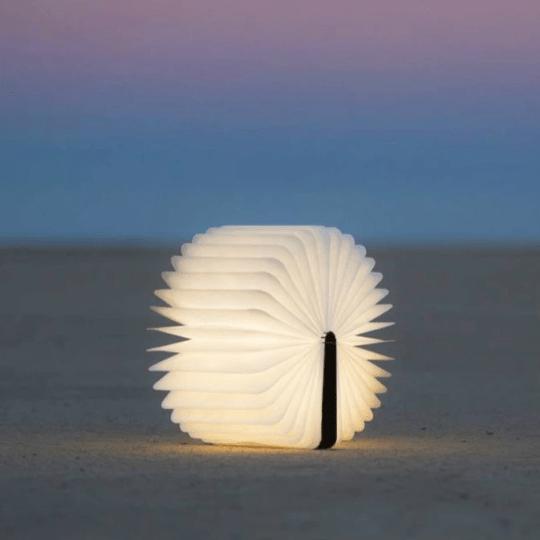 Lampe Livre LED Marron