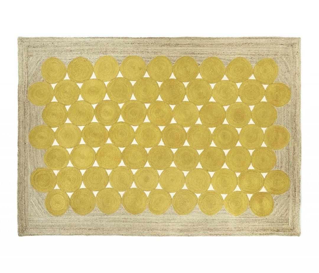 Tapis Kool Banane 250 x 350