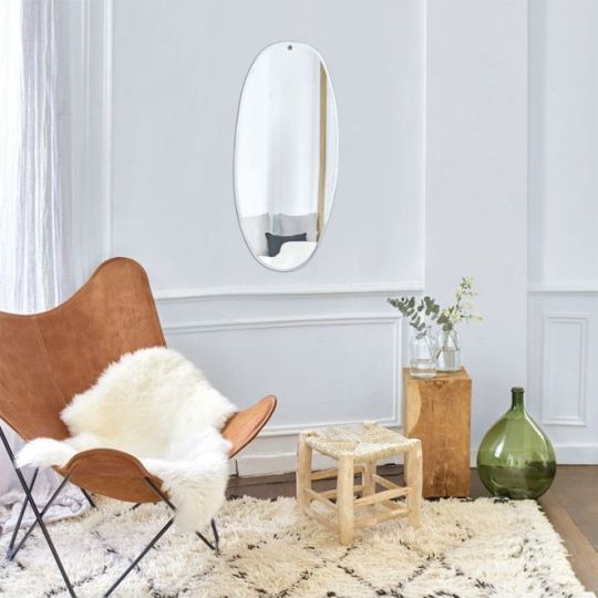 Grand miroir long Sunrise 83 x 35 cm