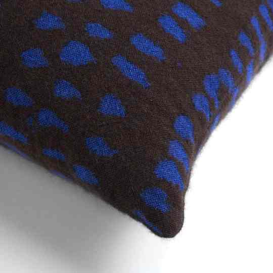 Coussin Brown Dots - lombaire
