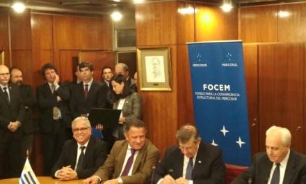 Se firmó convenio con FOCEM para rehabilitación de la ruta 30