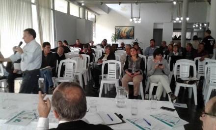 Se realiza en Bella Unión el encuentro de Municipios del Litoral Norte.