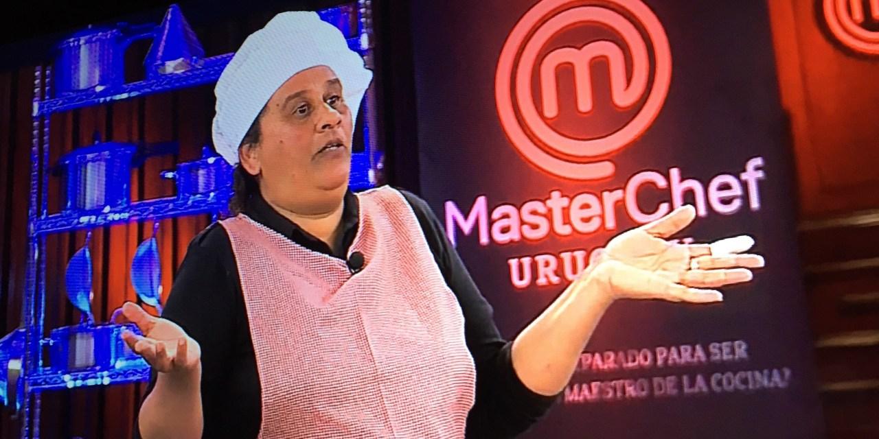 Katy la artiguense que participó en la segunda temporada de Master Chef Uruguay