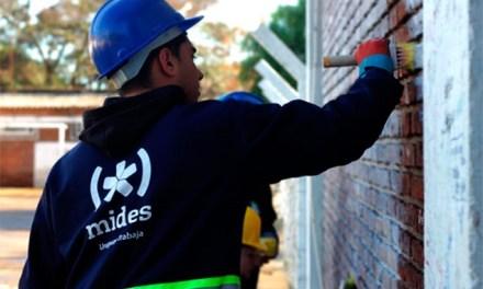 35 personas trabajan actualmente en nuestra ciudad mediante el plan Uruguay trabaja y desde el día 11 de septiembre serán 70