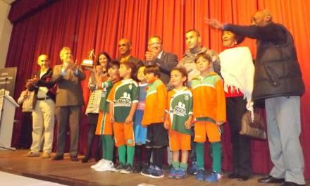 Deportivo Pintadito se quedó con el premio Matías González de oro