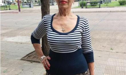 Virginia Bassu representará al departamento de Artigas en Miss Adulto Mayor 2017
