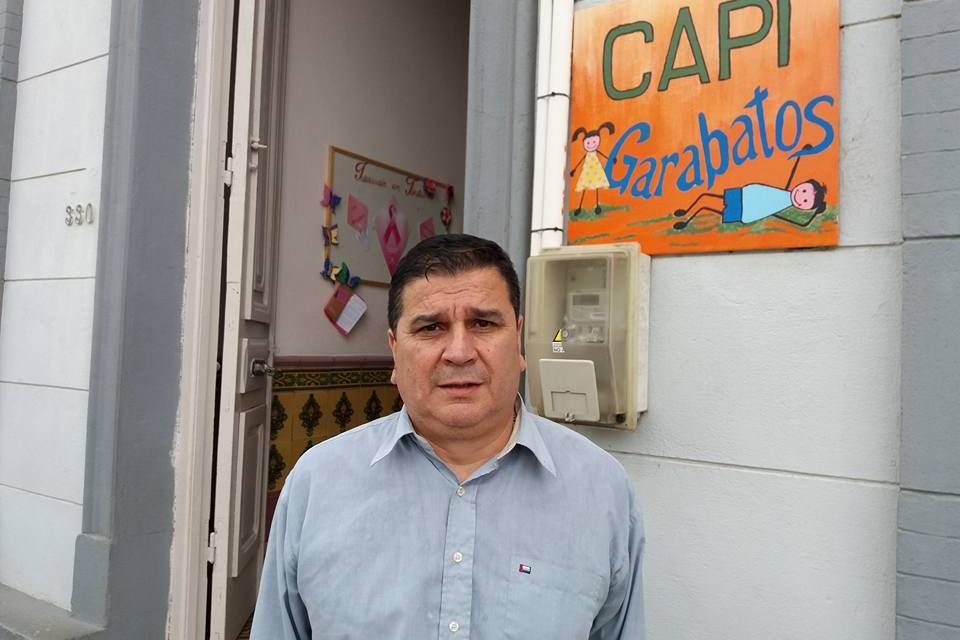 El gremio de Inau reclama por boleteras gratuitas para familias de bajos recursos que llevan a sus niños al Centro Garabatos