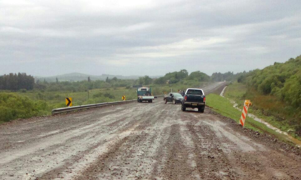 Preocupación por demoras en reparación de Ruta 30